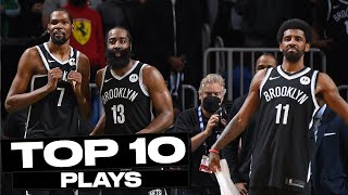 Top 10 Brooklyn Nęts Plays of The Year! 🔥