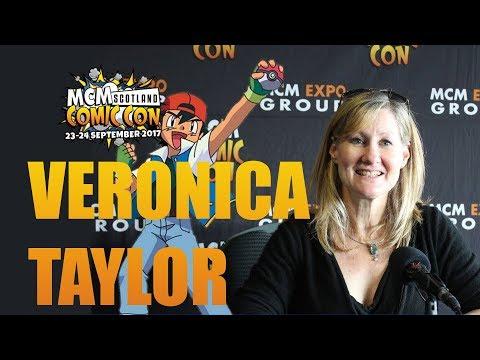Pokemons Veronica Taylor (Ash Ketchum) LIVE @MCM Scotland