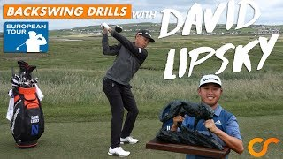 BACKSWING DRILLS WITH DAVID LIPSKY