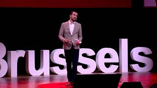 The Idea i had to travel for free | Jonathan KUBBEN-QUINONEZ | TEDxBrussels