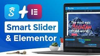 Smart Slider 3 & Elementor - Wie erzeugen Sie die Schieberegler für Elementor