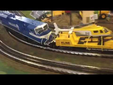 Lionel Conrail SD80MAC #4126