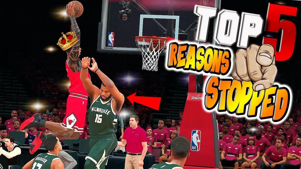 TOP 5 Reasons You Stopped Playing 2K18? / Posterizing Antetokounmpo - NBA2K18 MyCareer R1G2