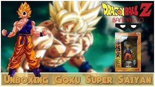 Unboxing #5 Goku Super Master Stars Diorama Banpresto
