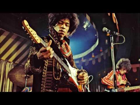 Jimi Hendrix - Purple Haze ( Lyrics )