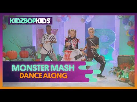 KIDZ BOP Kids - Monster Mash (Dance Along) [KIDZ BOP Halloween]