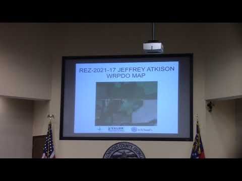 5.c. REZ-2021-17 Jeffrey Atkison, 4365 Williams Rd.