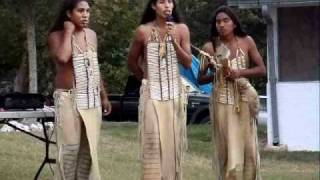 Lakota Sioux pre-dance