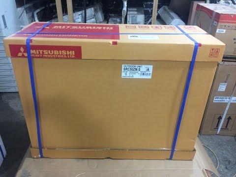 Кондиционер Mitsubishi HI SRK/SRC-50ZM Обзро Днепр
