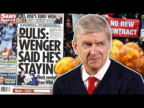 BREAKING: Arsene Wenger To Announce New Contract?! | W&L