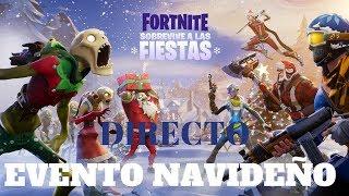 DIRECT/ FORTNITE CHRISTMAS (SAVE THE WORLD)