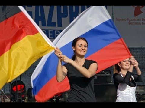 Германия: Русские немцы о России и Путине...