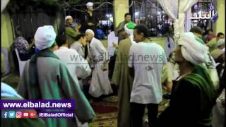 توافد الآلاف من المريدين والمتصوفين للاحتفال بمولد السيد البدوي بطنطا.. فيديو