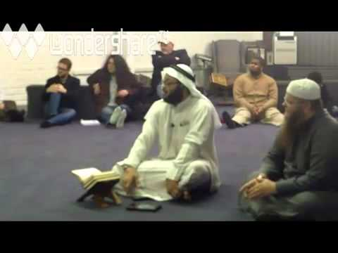 Greenville, IL College visits Grand Masjid to find out about Islam, Spring 2013 wk 4