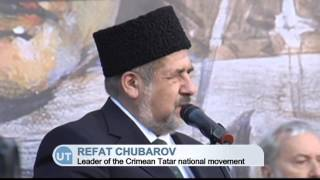 Crimean Tatars Deportation Anniversary: Memorial held in Kyiv as Russia tightens grip on Crimea
