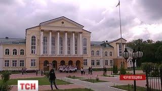 Стіни школи-палацу на Чернігівщині не простояли й чотирьох років(UA - Стіни школи-палацу на Чернігівщині не простояли й чотирьох років. Школа-палац, на яку витратили 38 мільйон..., 2016-05-20T14:35:12.000Z)