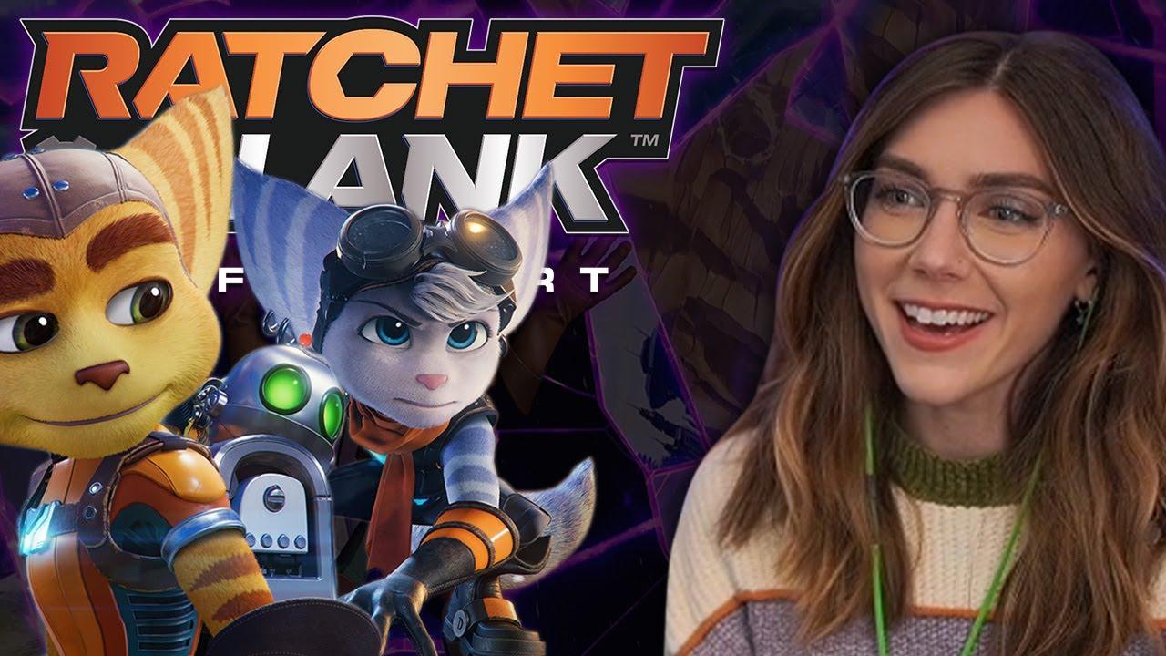 Download First Time! | Ratchet & Clank: Rift Apart Pt. 1 | Marz