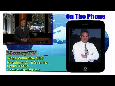 PDGO Puts Wells in Production- MoneyTV with Donald Baillargeon