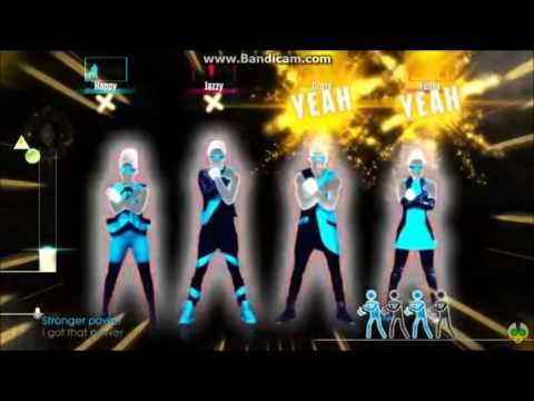 Just dance!(that power)crazy fast mode!