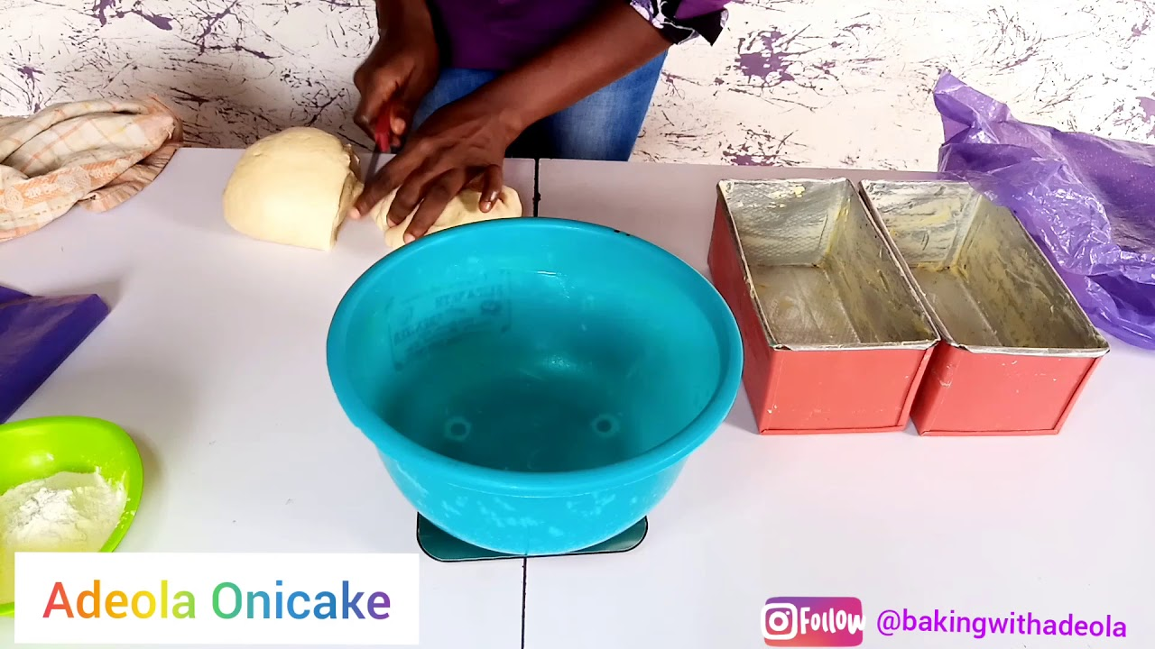 Download HOW TO MAKE AGEGE BREAD| BEST RECIPE| ADEOLA ONICAKE