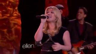 Kelly Clarkson Catch My Breath Live On Ellen.mp3