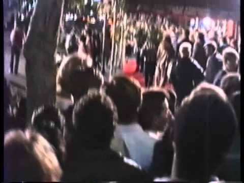 U2 Rattle & Hum Press Premiere and Los Angeles, CA 1988 Premiere - Live - With News Reports