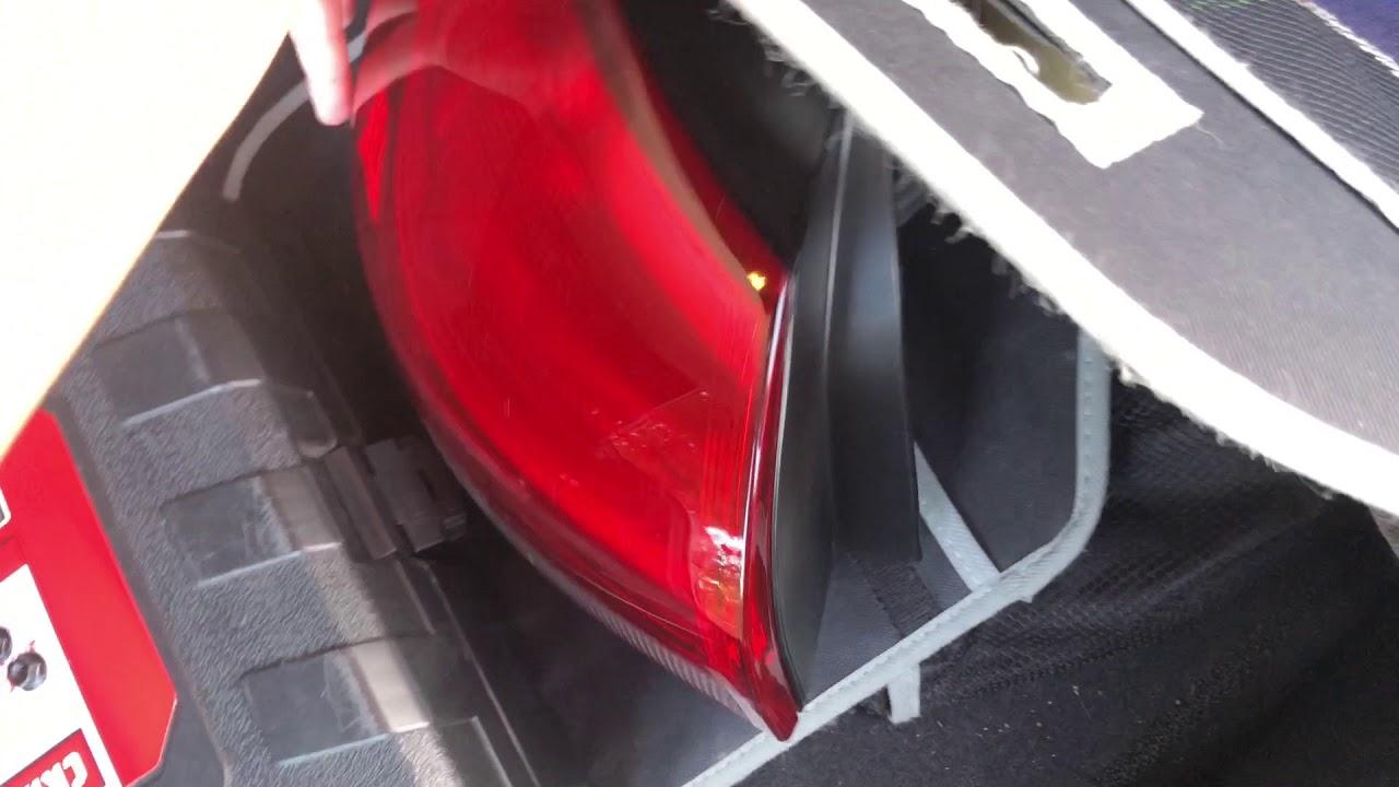2018 Kia Forte Headlight Bulb Size