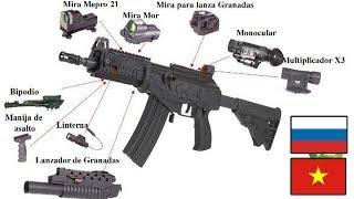 Tại sao Việt Nam quá phù hợp với biến thể AK-103M mới cực mạnh Nga vừa ra mắt