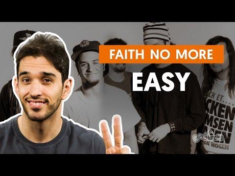 Easy - Faith No More (aula de violão simplificada)