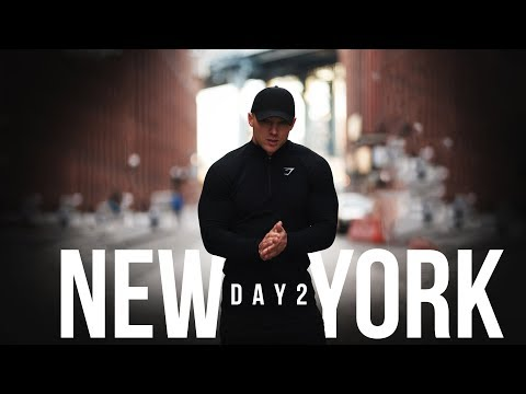 New York City Day 2 w/ David Laid, Sam Kolder, Johnny Edlind