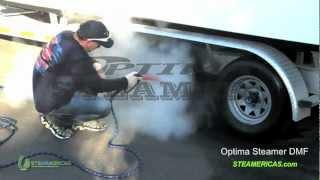 steam sanitizing