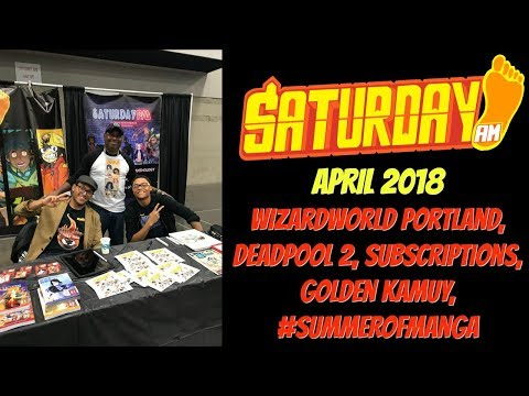 Saturday AM - PUB TALK April 2018