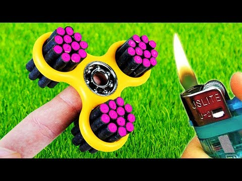 5 OFFICIAL TRICKS WITH SPINNERS AND 50 BEST SPINNERS WITH ALIEXPRESS