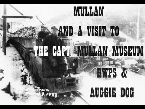 A Brief Look at the Mining Town of Mullan Idaho and the Capt John Mullan Museum