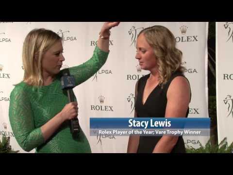 Rolex Red Carpet Highlights with Sandra Gal and Morgan Pressel