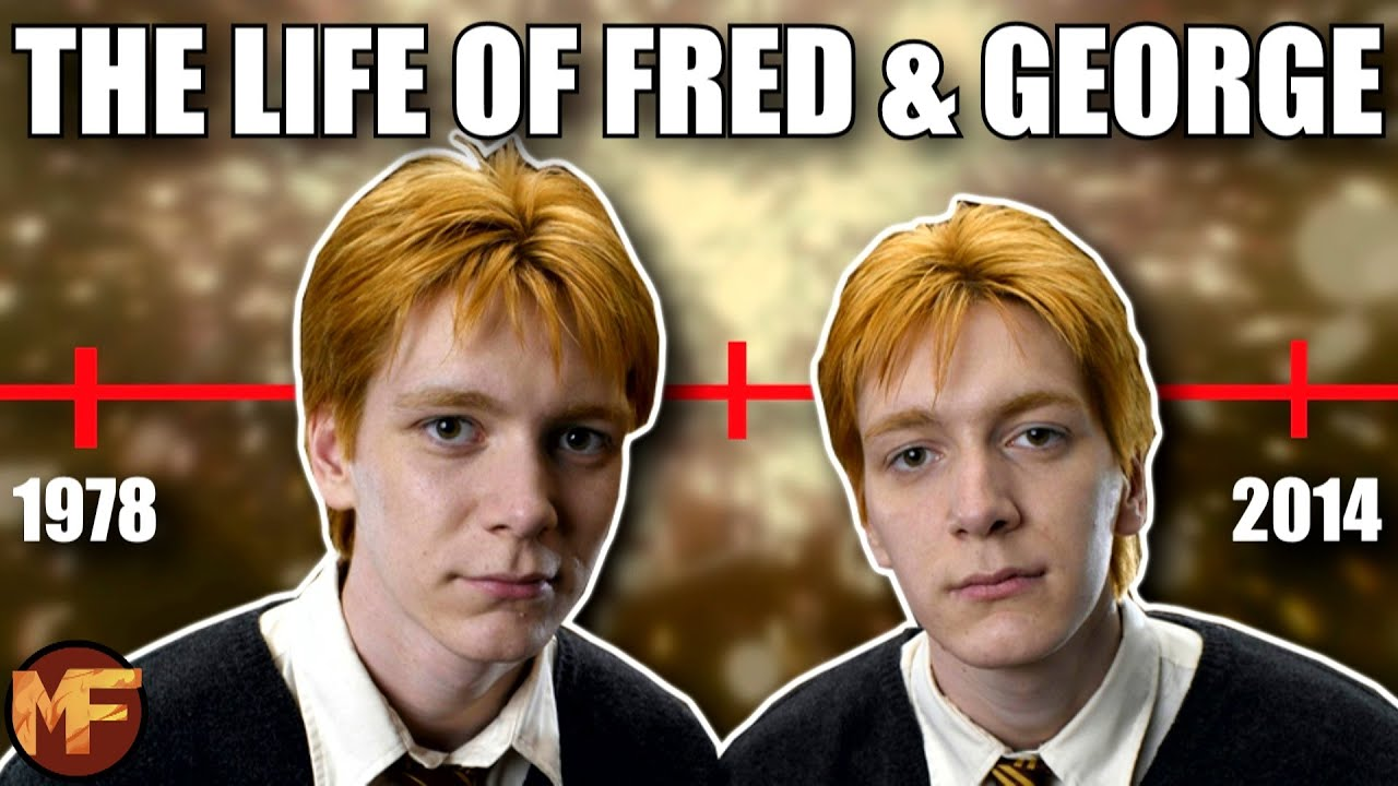 Download The Life of Fred & George Weasley: Entire Timeline Explained (Harry Potter)
