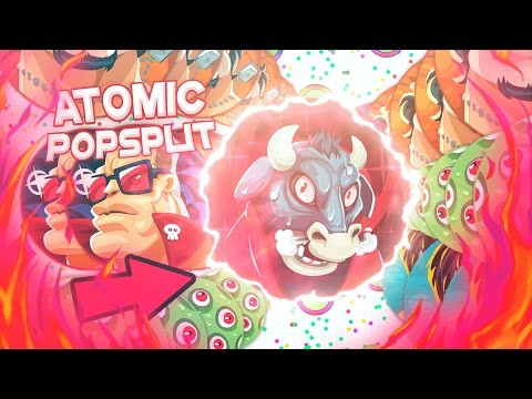 ►Agario   *Nuevo* Ultra Atomic Popsplit...
