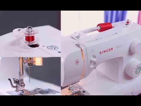 Singer Fashion Maker - Talent 3321 Demo  (Tamil)