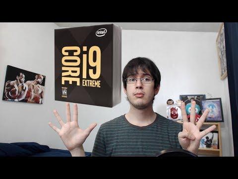 Intel Core i9  | Vida de Programador LIVE # 16