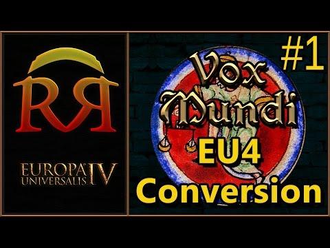 EU4 Conversion Update [#1] (Scandinavia, British Isles, France, Great Moravia) - Vox Mundi