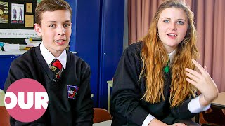 Posh Kids Go To State School | School Swap: The Class Divide E1 | Our Stories