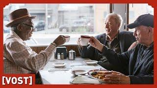 Braquage à l'Ancienne - Bande Annonce Officielle (VOST) -Morgan Freeman / Michael Caine / Alan Arkin streaming