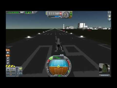 Kerbal Space Program missile car