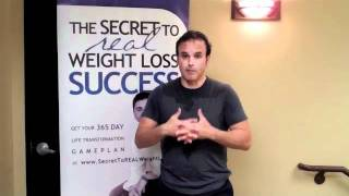 Louis Testimony- Christian Weight Loss Success