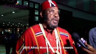 Interview with Nollywood actor Pete Edochie  GhanaGist Video