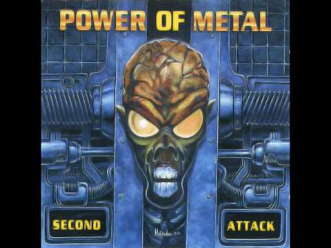 Power Of Metal - Second Attack (Full Compilation)