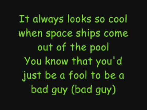 Busted Thunderbirds are go lyrics