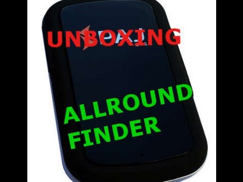 unboxing allround gps tracker von paj youtube. Black Bedroom Furniture Sets. Home Design Ideas