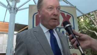 FRANK WARREN TALKS MATCHROOM OFFERS,  EDDIE HEARN & BARRY HEARN