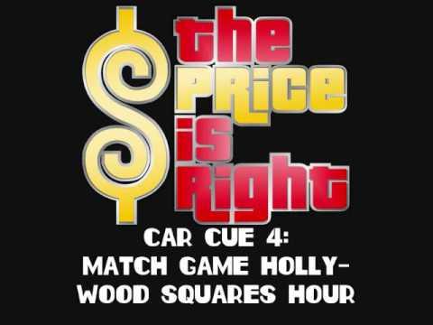 TPIR Car Cue #4: Match Game-Hollywood Squares Hour